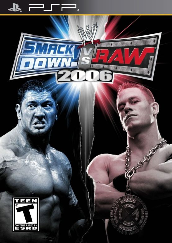 download Smackdown Vs Raw 2006 for pc