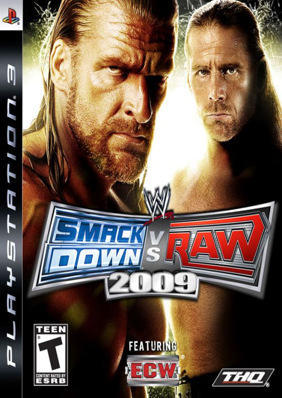 download Smackdown Vs Raw 2009 for pc