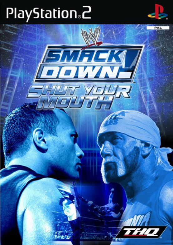 download Wwe Smackdown Shut Your Mouth for pc