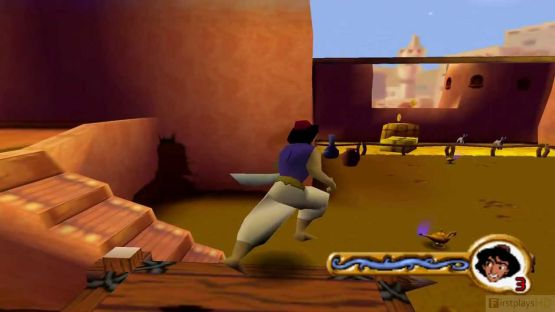 download Disney's Aladdin in Nasira's Revenge game for pc