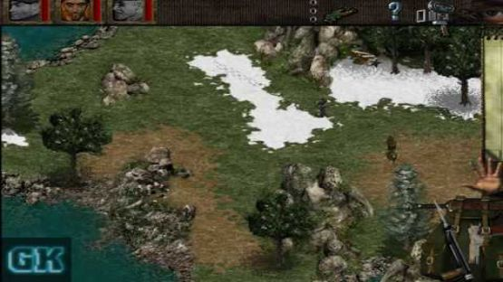 download Behind Enemy Lines game for pc