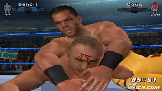download Smackdown Vs Raw 2006 game for pc
