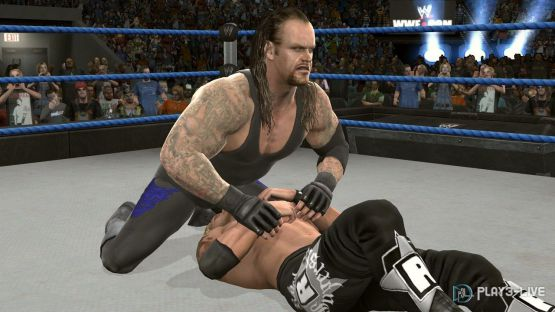 download Smackdown Vs Raw 2009 game for pc