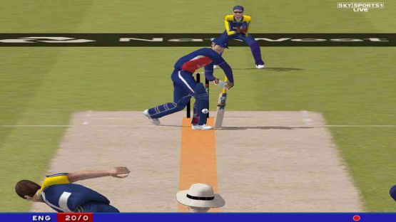 download Cricket 2004 game for pc full version