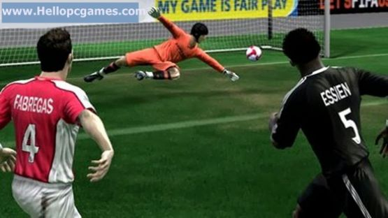 download Fifa 2005 game for pc highly compressed
