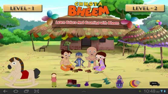 download Chhota Bheem game for pc highly compressed