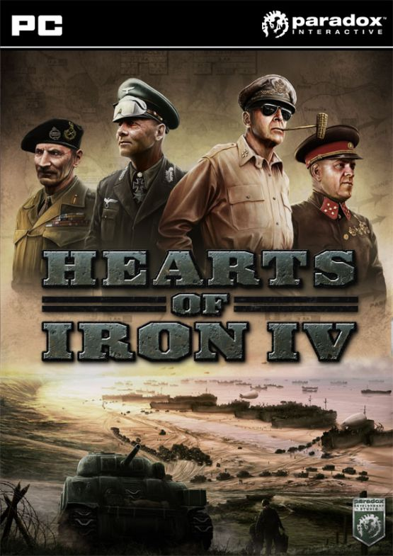 download Hearts Of Iron IV for pc