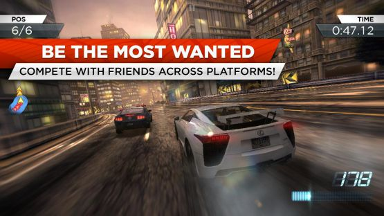 download Need For Speed Most Wanted game for pc