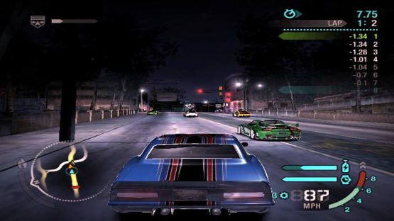 download Need For Speed Carbon game for pc highly compressed