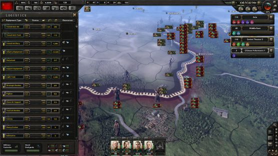 download Hearts Of Iron IV game for pc