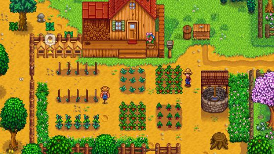 download Stardew Valley game for pc