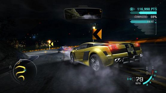 download Need For Speed Carbon game for pc