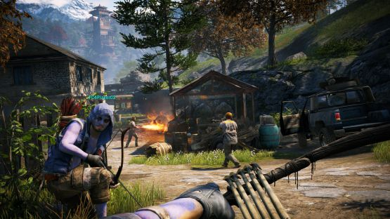download Far Cry 4 game for pc full version