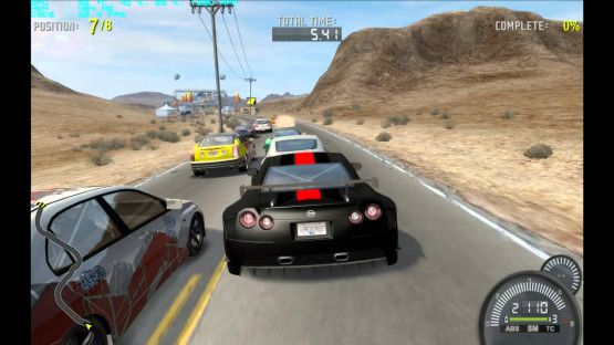 download Need For Speed Pro Street game for pc highly compressed