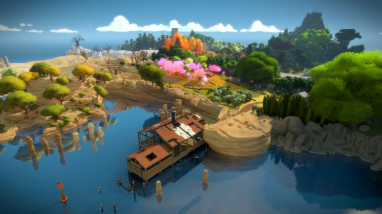 download The Witness game for pc highly compressed