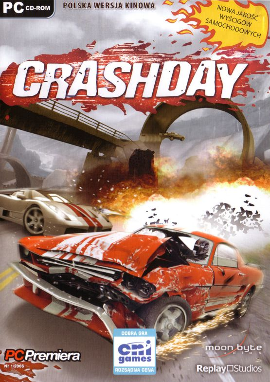 download Crashday for pc