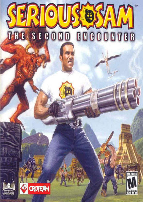 download Serious Sam The Second Encounter for pc