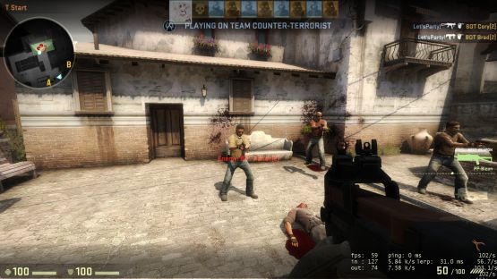 download Counter Strike Global Offensive game for pc