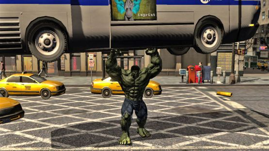 download The Incredible Hulk 2008 game for pc