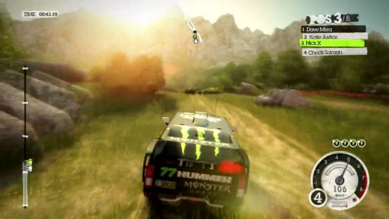 download Colin Mcrae Dirt 2 game for pc