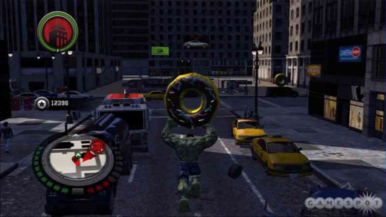 download The Incredible Hulk 2008 game for pc full version
