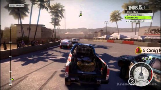 download Colin Mcrae Dirt 2 game for pc full version