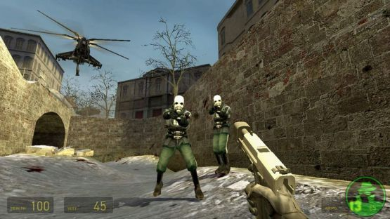 download Half life 2 game for pc full version