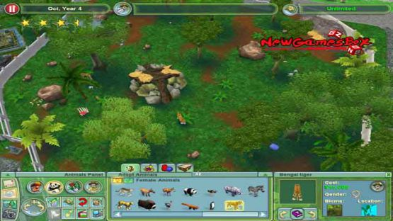 download Zoo Tycoon 2 game for pc full version