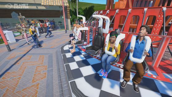 download Planet Coaster Alpha game for pc full version