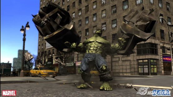 download The Incredible Hulk 2008 game for pc highly compressed