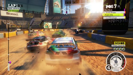 download Colin Mcrae Dirt 2 game for pc highly compressed