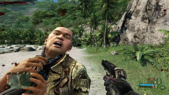 download Crysis 1 game for pc highly compressed