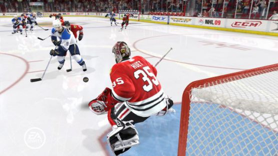 download NHL 09 game for pc highly compressed