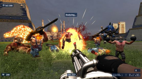 download Serious Sam The Second Encounter game for pc highly compressed