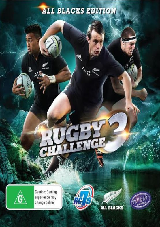 download Rugby Challenge 3 for pc