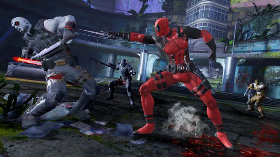 download Dead Pool game for pc