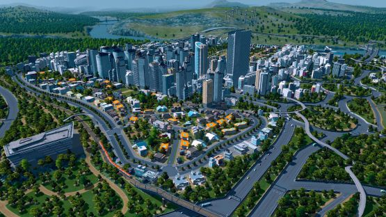download Cities Skylines game for pc