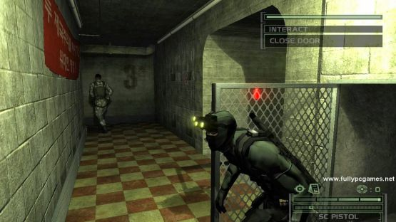 download Tom Clancy's Splinter Cell Chaos Theory game for pc full version
