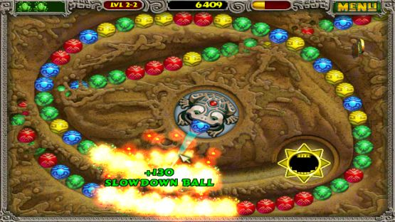 download Zuma Deluxe game for pc full version