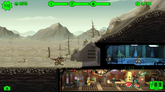 download Fallout Shelter game for pc full version