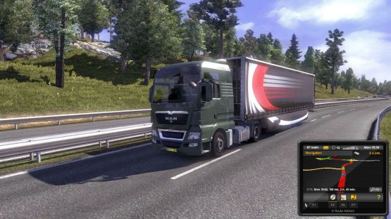 download Euro Truck Simulator 2 game for pc full version