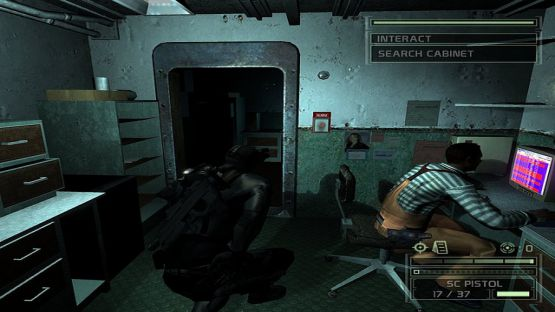 download Tom Clancy's Splinter Cell Chaos Theory game for pc highly compressed