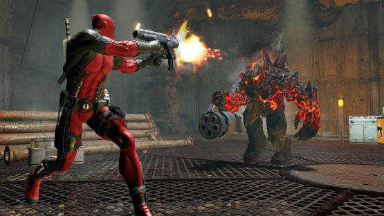 download Dead Pool game for pc highly compressed