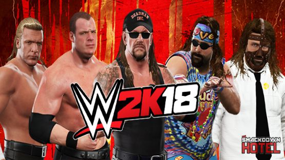 Download wwe 2k18 game for pc full version
