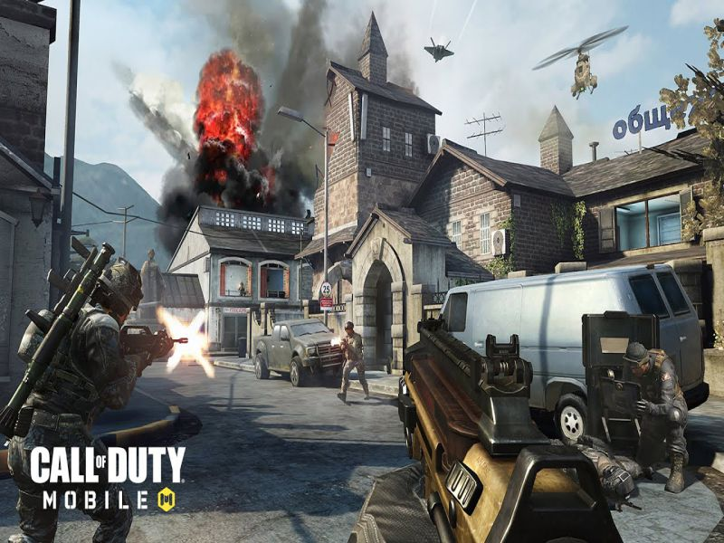 Call of Duty Mobile Highly Compressed Free Download