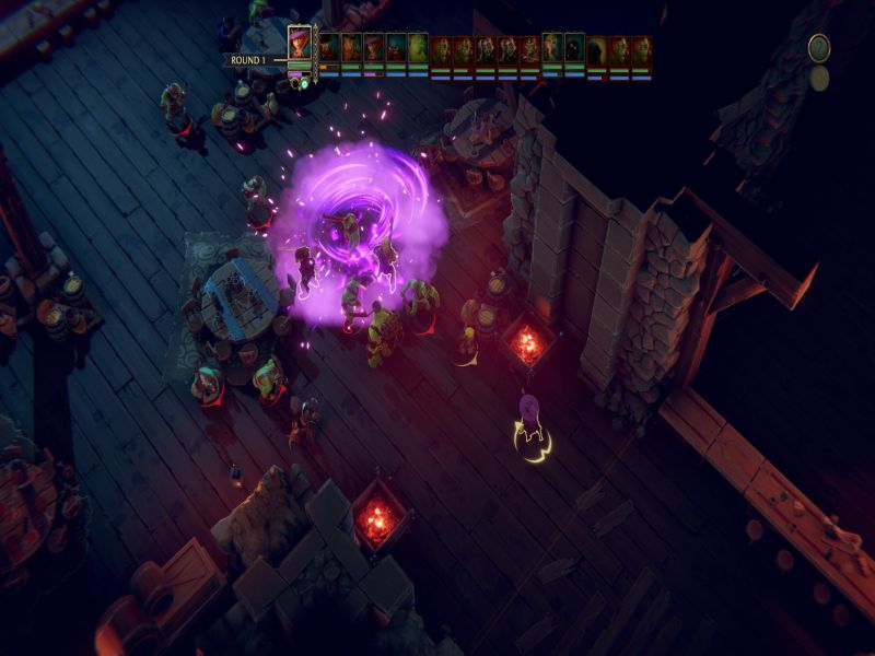 Download The Dungeon Of Naheulbeuk The Amulet Of Chaos Game Setup Exe