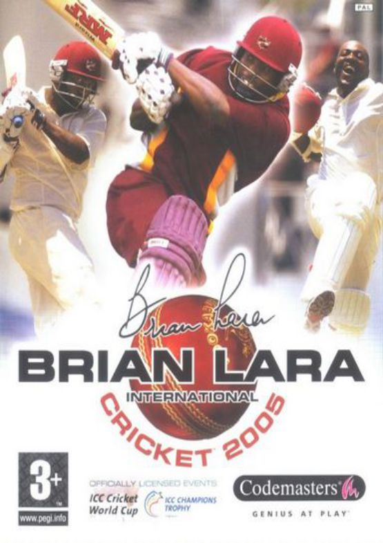 Brian Lara International Cricket 2007 Highly Compressed Game 79Mb